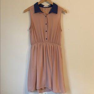 Blu Pepper Midi Dress